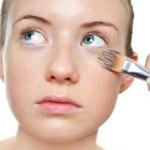 Как замаскировать прыщи и другие недостатки кожи