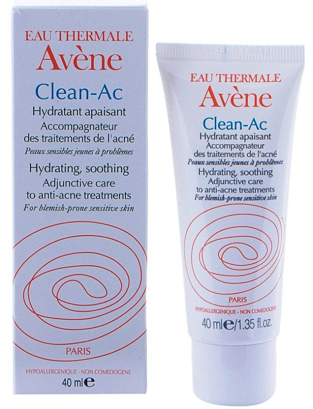 Увлажняющий крем Avene Clean-ac
