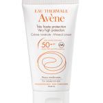 Солнцезащитный крем Avene SPF 50+