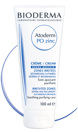 Крем Bioderma Atoderm Po zinc