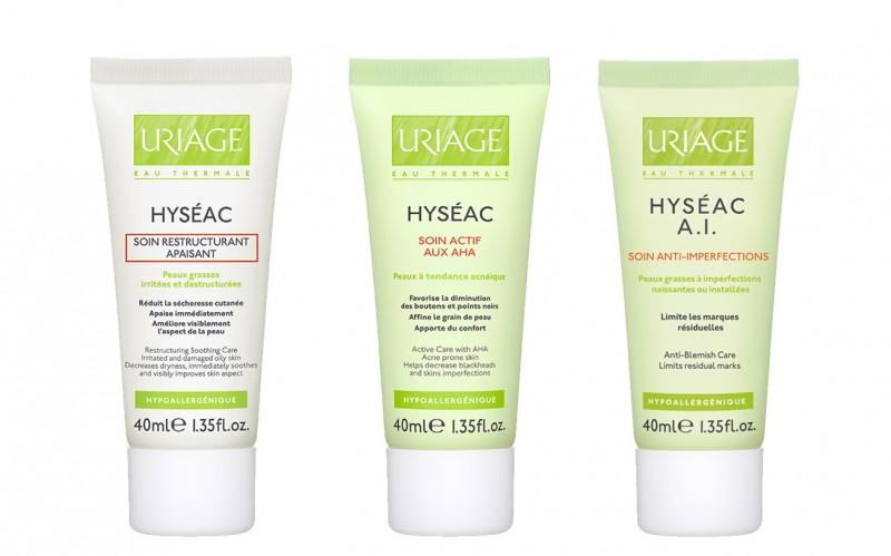 uriage hyseac серия