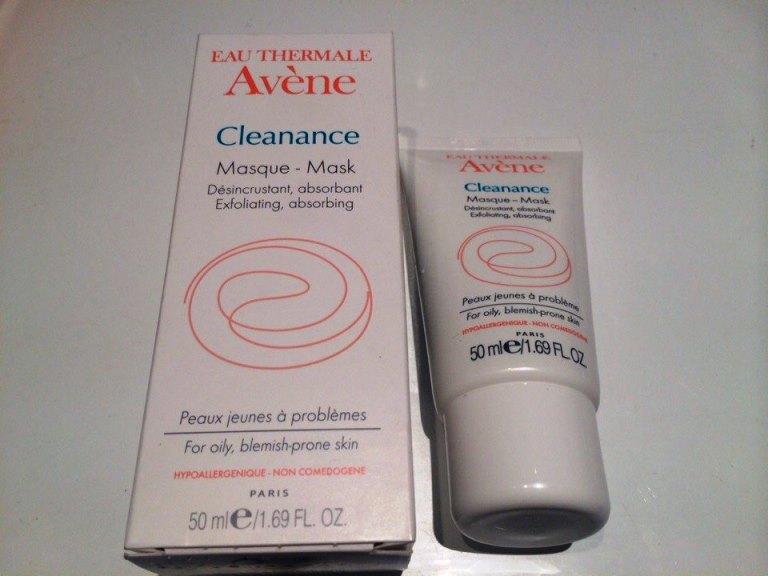 Маска Avene Cleanance