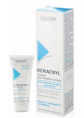 Ducray серия Keracnyl