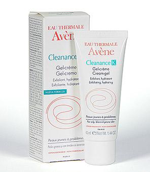Отзыв об эмульсии Avene Cleanance K
