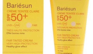 Крем солнцезащитный Тональный SPF50+ Uriage Bariesun